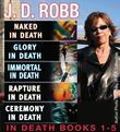 J. D. Robb In Death Collection Books 1-5