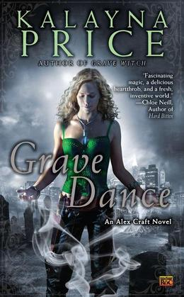 Grave Dance: An Alex Craft Novel