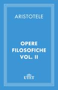 Opere filosofiche/Vol. II