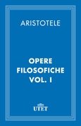 Opere filosofiche/Vol. I