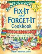 Fix-It and Forget-It Revised and Updated: 700 Great Slow Cooker Recipes