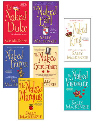 Sally MacKenzie Bundle: The Naked Earl, The Naked Gentleman, The Naked Marquis, The Naked Baron, The Naked Duke, The Naked Viscount, The Naked King