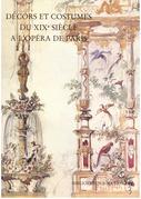 Décors et costumes du XIXesiècle. TomeI