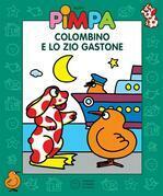 Pimpa - Colombino e lo zio Gastone