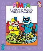 Pimpa - I giochi di Rosita, Tina e Leonardo
