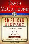 David McCullough American History E-book Box Set: John Adams, 1776, Truman, The Course of Human Events