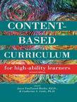 Content-Based Curriculum for High-Ability Learners