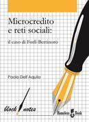 Microcredito e reti sociali