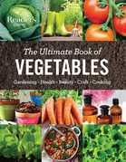The Ultimate Book of Vegetables: Gardening, health, Beauty, Crafts, Cooking