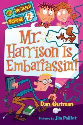 Mr. Harrison Is Embarrassin'!