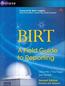 BIRT: A Field Guide to Reporting, Adobe Reader