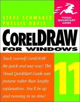 CorelDRAW 11 for Windows: Visual QuickStart Guide