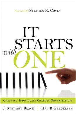 Starts with One, It: Changing Individuals Changes Organizations, Adobe Reader