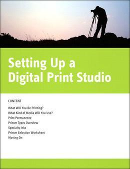 Setting Up a Digital Print Studio