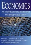 Economics: An Introduction to Traditional and Progressive Views: An Introduction to Traditional and Progressive Views