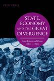 State, Economy and the Great Divergence: Great Britain and China, 1680s-1850s