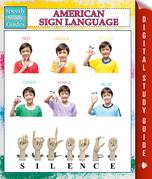 American Sign Language (Speedy Study Guides)