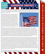American History 1 (Speedy Study Guides)