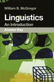 Linguistics: An Introduction Answer Key