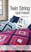 Levitt Twin String Quilt Pattern