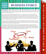 Business Ethics (Speedy Study Guides)