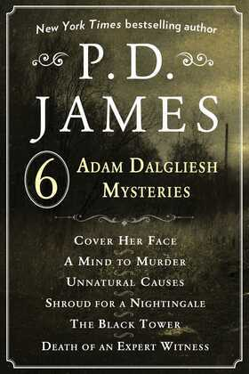 P. D. James's Adam Dalgliesh Mysteries