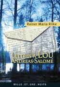 Lettres à Lou-Andreas Salom