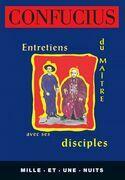 Entretiens du Maître avec ses disciples: Nouvelle Edition