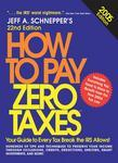 How to Pay Zero Taxes, 2005