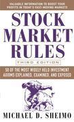 Stock Market Rules