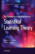 An Elementary Introduction to Statistical Learning Theory
