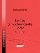 Lettres à Mademoiselle Jodin
