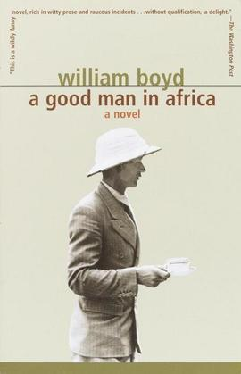 A Good Man in Africa: A Novel