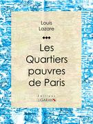 Les quartiers pauvres de Paris