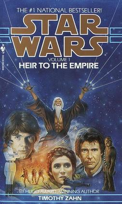 Heir to the Empire: Star Wars (The Thrawn Trilogy): Star Wars, Volume I