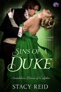 Sins of a Duke (Entangled Scandalous)