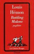 Battling Malone, pugiliste
