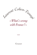What's wrong with France ?: essai - petite collection blanche
