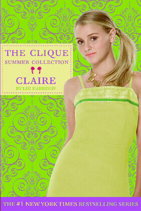 Clique Summer Collection #5: Claire: Claire