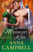 A Rake's Midnight Kiss (Mills & Boon M&B)