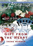 Gift from the Heart (Mills & Boon Love Inspired) (Sisters & Brides, Book 2)