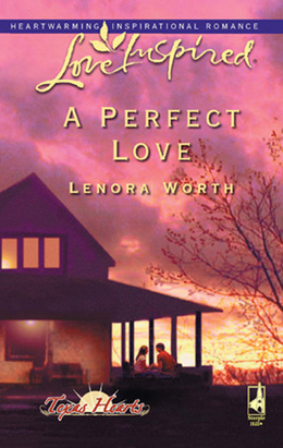 A Perfect Love (Mills & Boon Love Inspired) (Texas Hearts, Book 2)