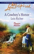 A Cowboy's Honor (Mills & Boon Love Inspired) (Pennies From Heaven, Book 3)