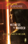 Witness to Murder (Mills & Boon Love Inspired)
