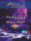 Final Justice (Mills & Boon Love Inspired) (Reunion Revelations, Book 6)