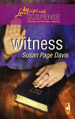 Witness (Mills & Boon Love Inspired)