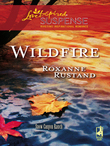 Wildfire (Mills & Boon Love Inspired) (Snow Canyon Ranch, Book 3)