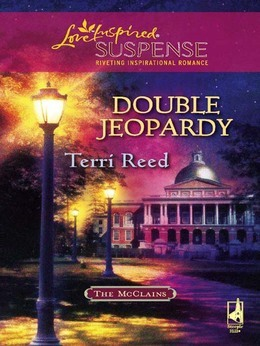 Double Jeopardy (Mills & Boon Love Inspired) (The McClains, Book 1)