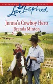 Jenna's Cowboy Hero (Mills & Boon Love Inspired)
