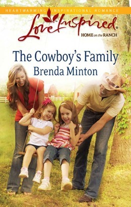 The Cowboy's Family (Mills & Boon Love Inspired)